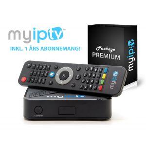 Myiptv HD  (1 års kanaler)