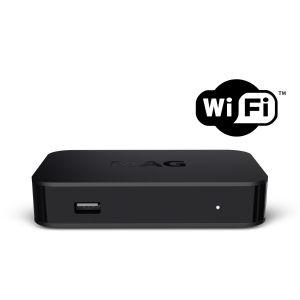 MAG 322w1 IPTV