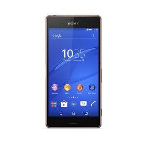 Sony Xperia Z3 - 16GB (Svart) - Klass A