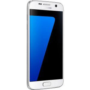 Samsung Galaxy S7 - 32GB (Vit) - Ny skärm, Klass A