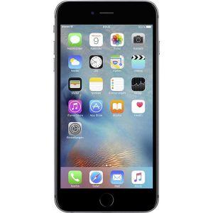 iPhone 6S Plus - 128GB (Svart) - Nytt batteri, Klass A+