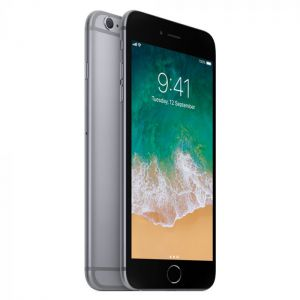 iPhone 6S Plus - 128GB - Nytt batteri - Klass A+