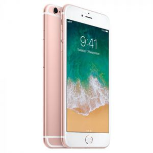 iPhone 6S - 16GB - Rosé - Ny skärm - Klass A