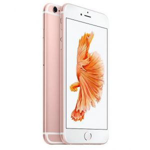 iPhone 6S Plus - 16GB - Rosé- Nytt batteri - Klass B