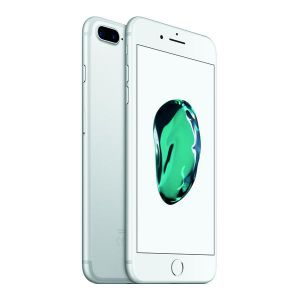 iPhone 7 Plus - 32GB - Vit - Klass A+, Nytt Batteri