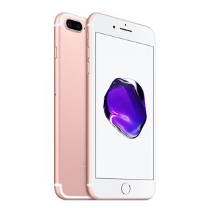 iPhone 7 Plus - 32GB - Rosé - Nytt batteri - Klass B