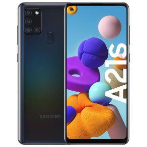 Samsung Galaxy A21S (Svart) 32GB - Klass A+
