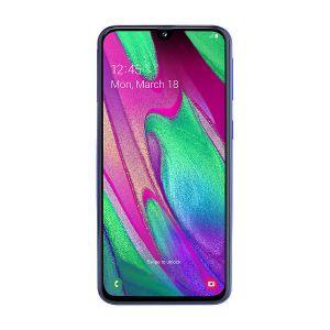 Samsung Galaxy A40- 128GB (Blå) - Klass A+