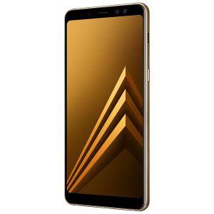 Samsung Galaxy A8 (2018) - 32GB (Guld) - Klass A