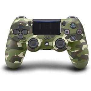 Sony DualShock 4 V2 (Green camo)