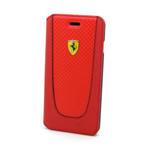 Ferrari Plånboksfodral leather (Red)