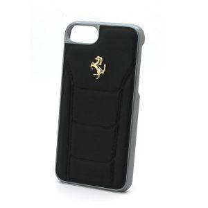 Ferrari Leather Case (Black)