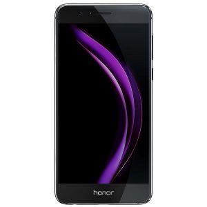 Huawei Honor 8 - 32GB (Svart) -¨Ny baksida, Klass B+