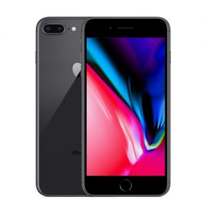 iPhone 8 Plus - 64GB - Klass A, nytt batteri