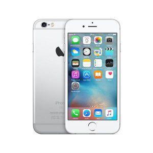 iPhone 6S - 64GB - Silver - Ny skärm - TouchID fungerar ej -Klass A