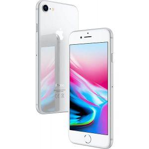 iPhone 8 - 64GB - Silver - Ny Skärm, Nytt batteri- Klass A