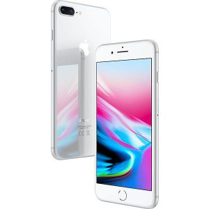 iPhone 8 Plus - 64GB - Klass A+ Ny skärm