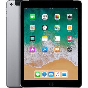iPad 6th gen (2018) Celluar (Spacegrey) -32GB - Klass A