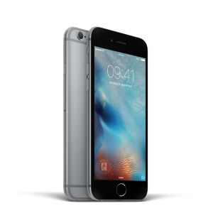 iPhone 6 - 64GB - Nytt batteri, Klass A