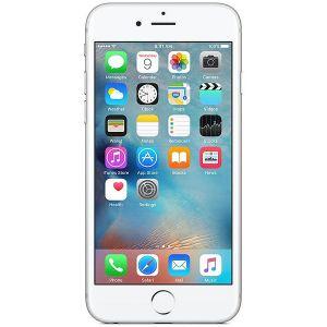 iPhone 6S - 32GB (Svart) - Ny skärm, Klass B+