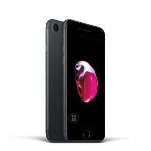 iPhone 7 - 32GB (Svart) -Nytt batteri, Ny skärm, Klass B