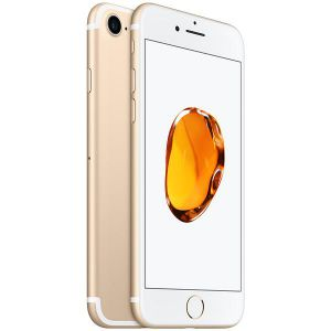 iPhone 7 - 128GB - Ny skärm - Klass A
