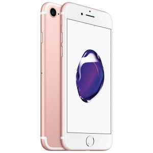iPhone 7 - 32GB - Ny skärm- Klass A
