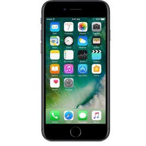 iPhone 7 - 32GB (Svart med guldig baksida) -Nytt batteri, Ny skärm, Klass A+