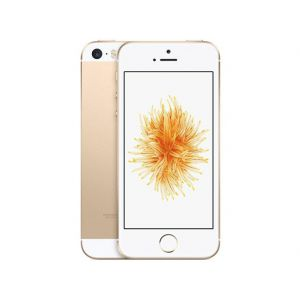 iPhone SE - 16GB - Guld -  Klass B+, Nytt batteri