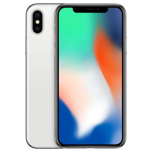iPhone X - 64B (Vit) - Klass A+