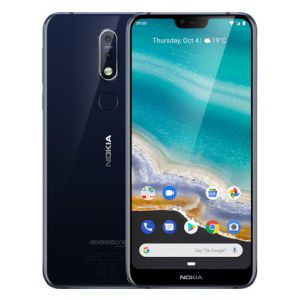 Nokia 7.1 - 64GB (Blå) - Nyskick *DEMO