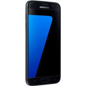 Samsung Galaxy S7 - 32GB (Svart) - Ny skärm, Ny baksida, Klass A