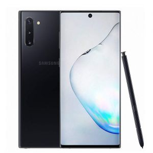 Samsung Galaxy Note 10 - 256GB - Svart