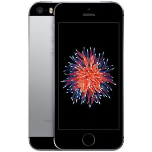 iPhone SE - 64GB (Svart) -  Klass A