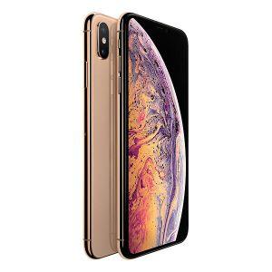 iPhone XS Max (Rosé Gold) - 64GB - Ny skärm - Klass B+