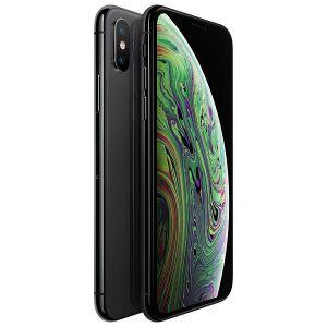 iPhone XS - 64GB (Svart) - Klass A Ny skärm