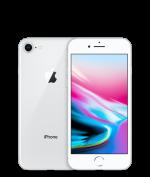 iPhone 8 - 64B - Ny skärm - Klass B