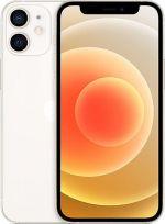 iPhone 12 mini 64GB (Vit) - Klass A