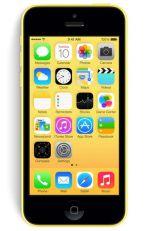 iPhone 5C (Gul) - 16GB - Klass A