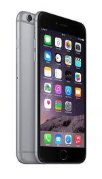 iPhone 6 Plus - 16GB - Svart - Ny skärm - Klass A