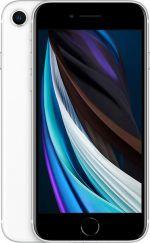 iPhone SE (2020) - 64GB - Ny skärm - Klass A+ Ram Klass B+