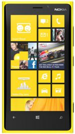 Nokia Lumia 920 - 32GB (Gul) - Klass A