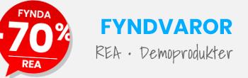 Fyndvaror / REA